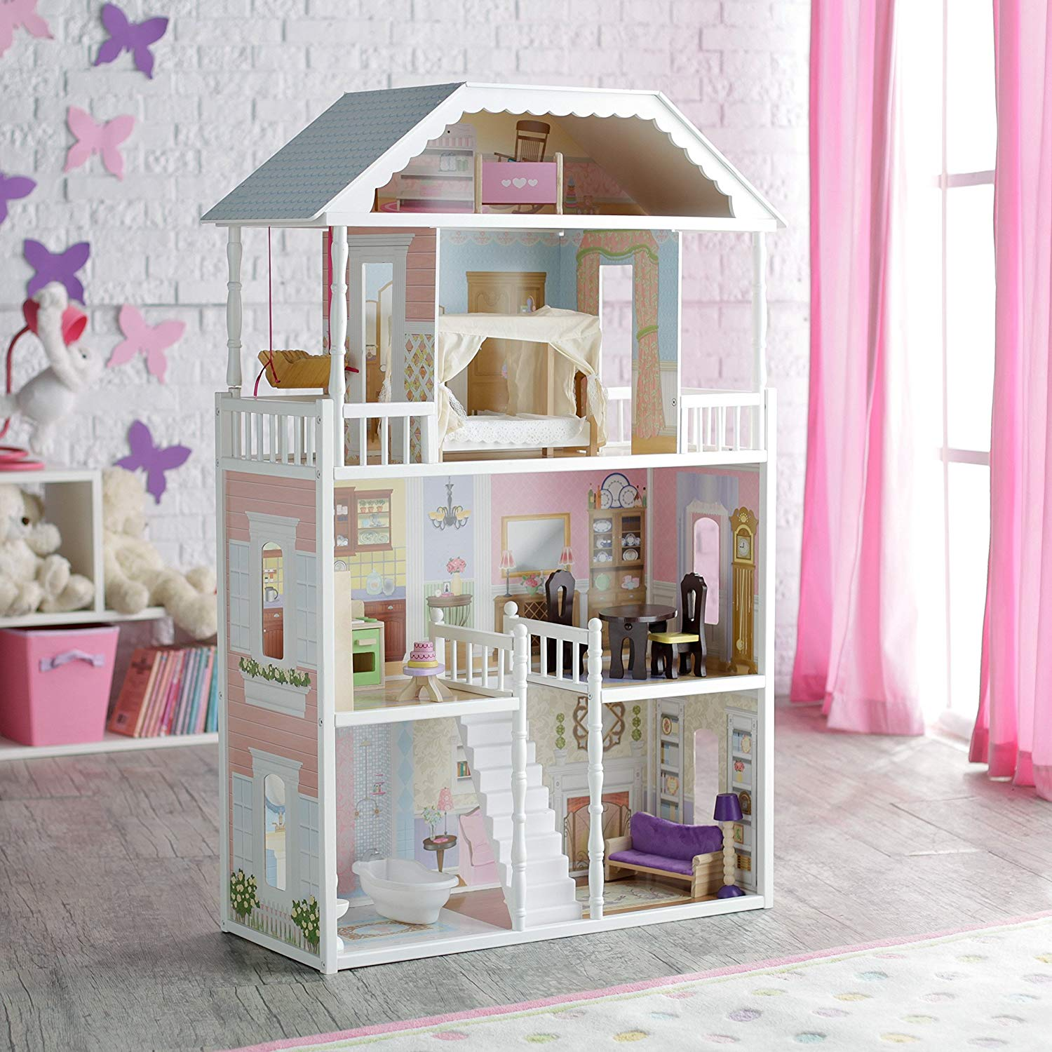 10 Best Dollhouses For Girls Brainz
