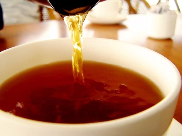 Black Tea for Sunburn