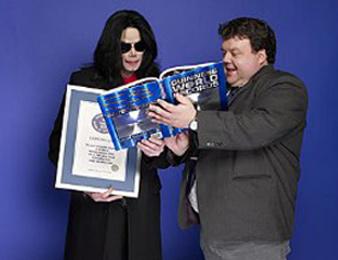 Michael Jackson's Guinness World Record | Michael Jackson ...