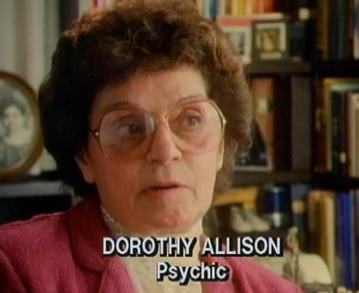 psychic Dorothy Allison
