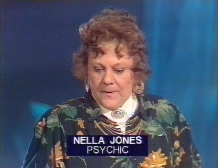 psychic Nella Jones