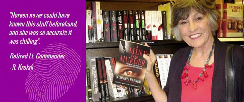 psychic Noreen Renier