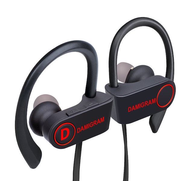 582d6442365 Damigram Sport Wireless Bluetooth Headset