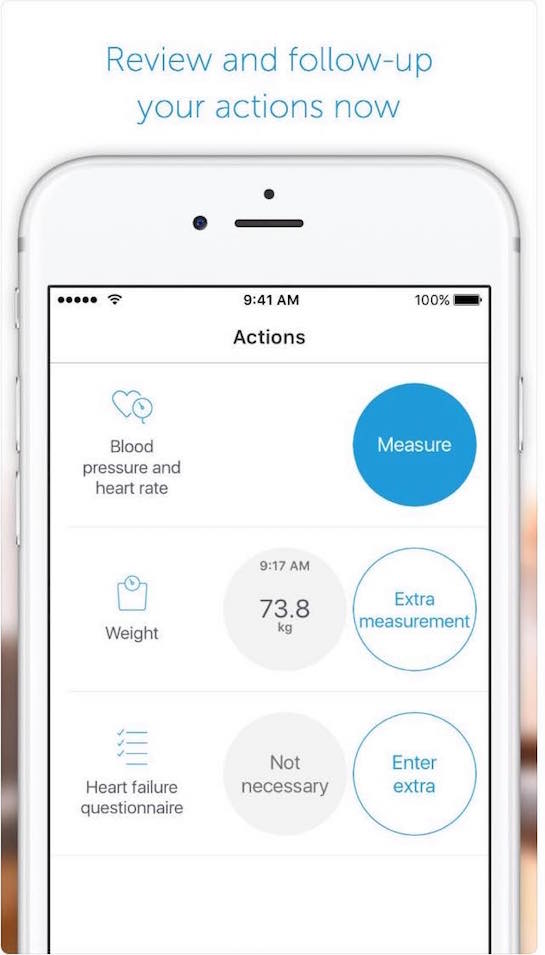 cVitals Medical Android and iPhone Apps