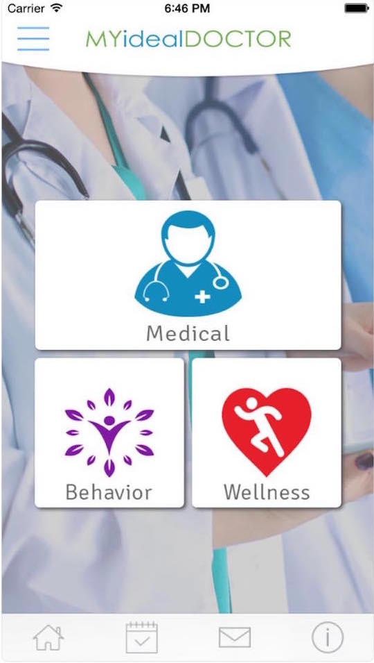 Medical Android and iPhone Apps MYidealDOCTOR
