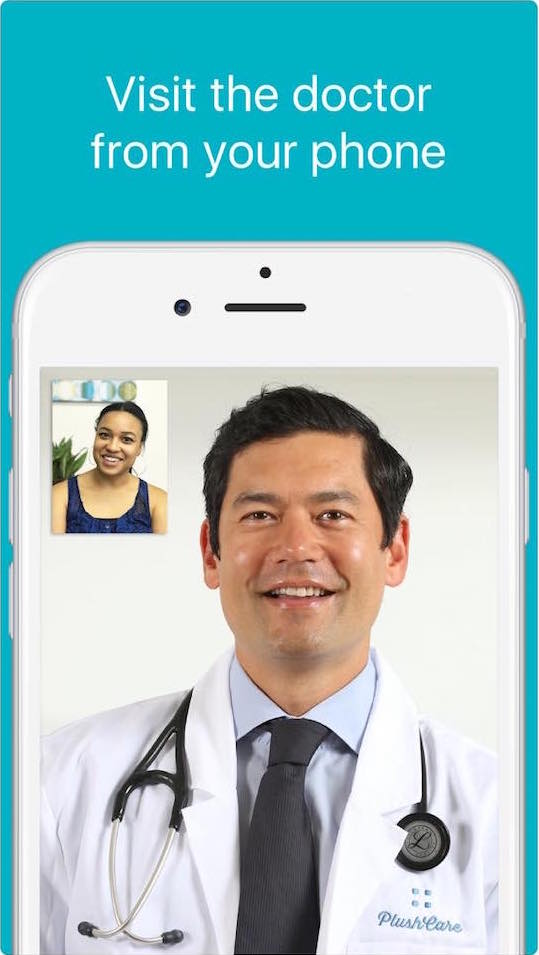 Medical Android and iPhone Apps PlushCare